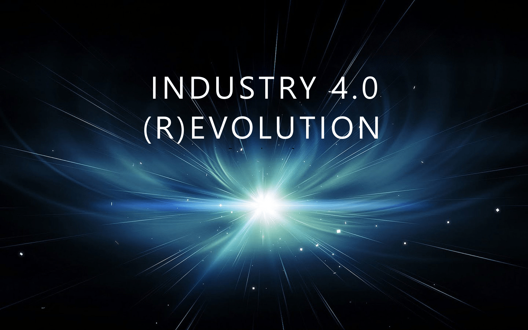 Industry 4.0 (R9evolution Autoware